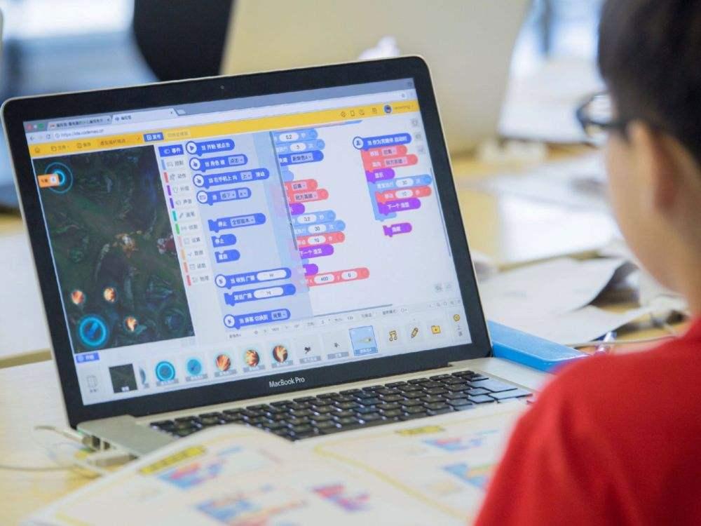 对少儿编程加盟项目感兴趣?欧美思品牌如何?